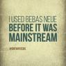 Bebas: il nuovo carattere tipografico mainstream