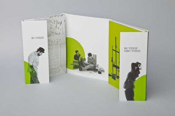 Esempio di Brochure Design