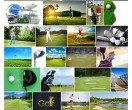 Esempio di Moodboard per associazione di golf - Fotolia