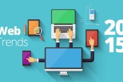 I trend del web design per il resto del 2015