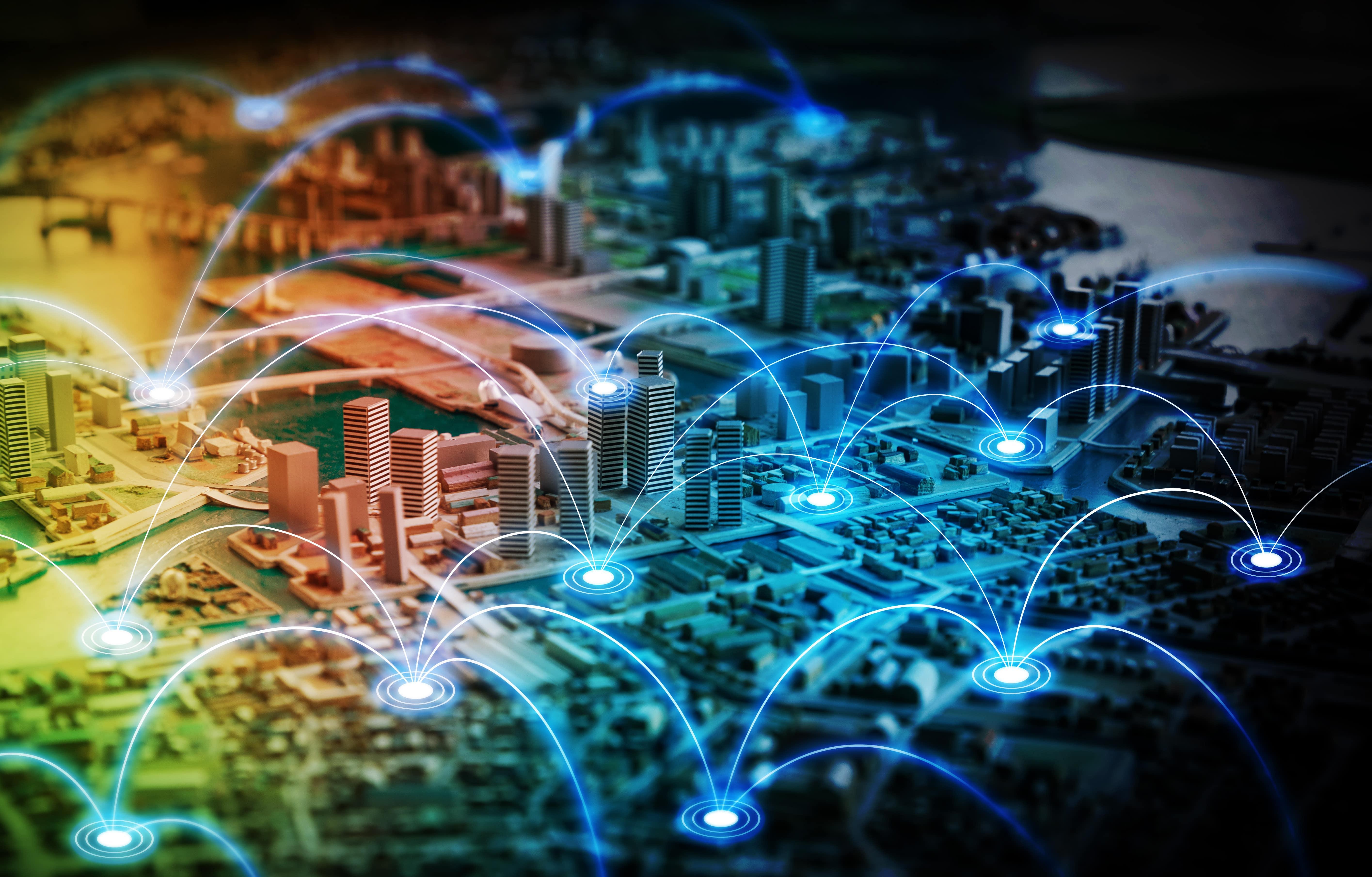 città social network