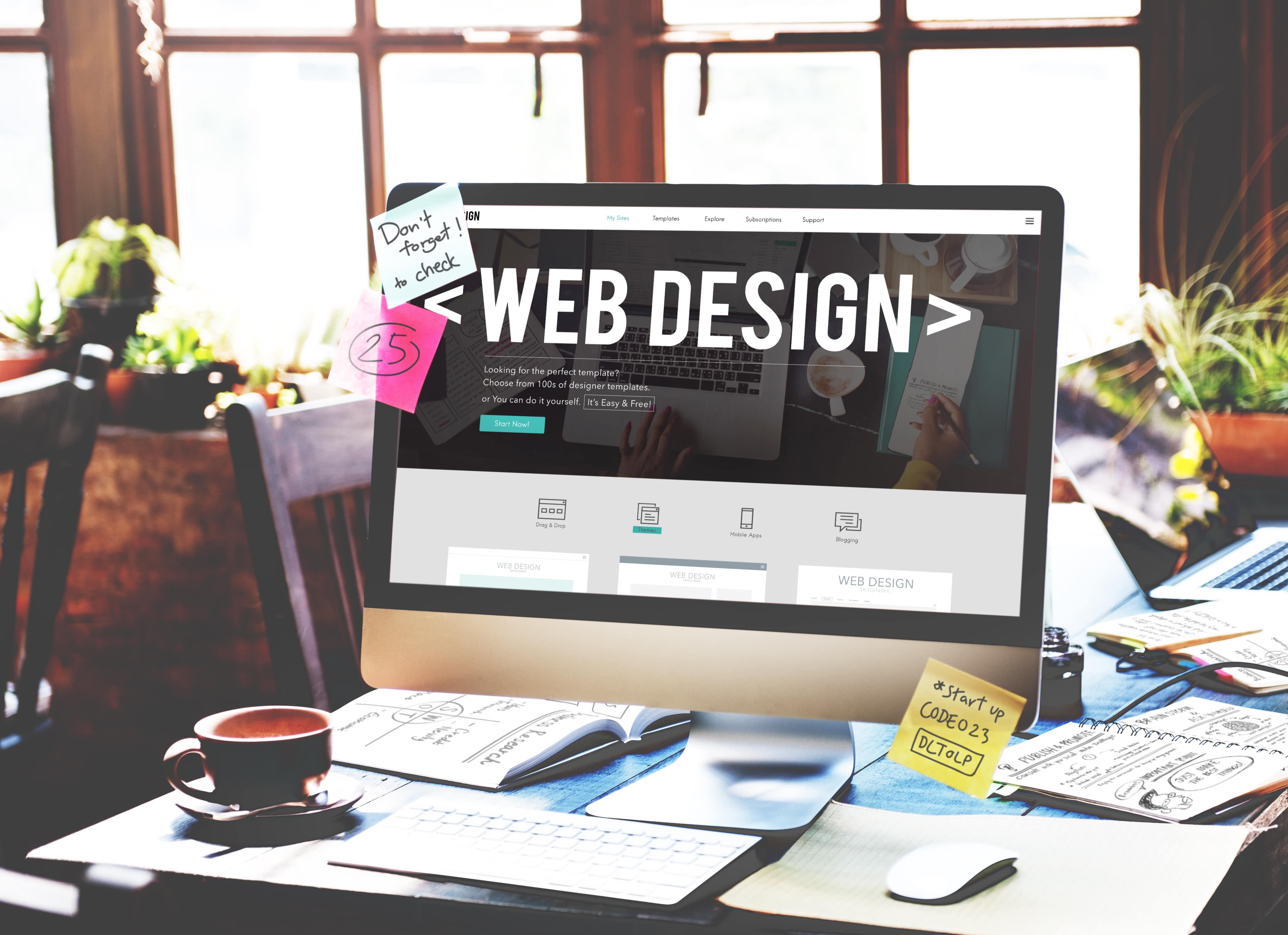 I trend del web design nel 2019