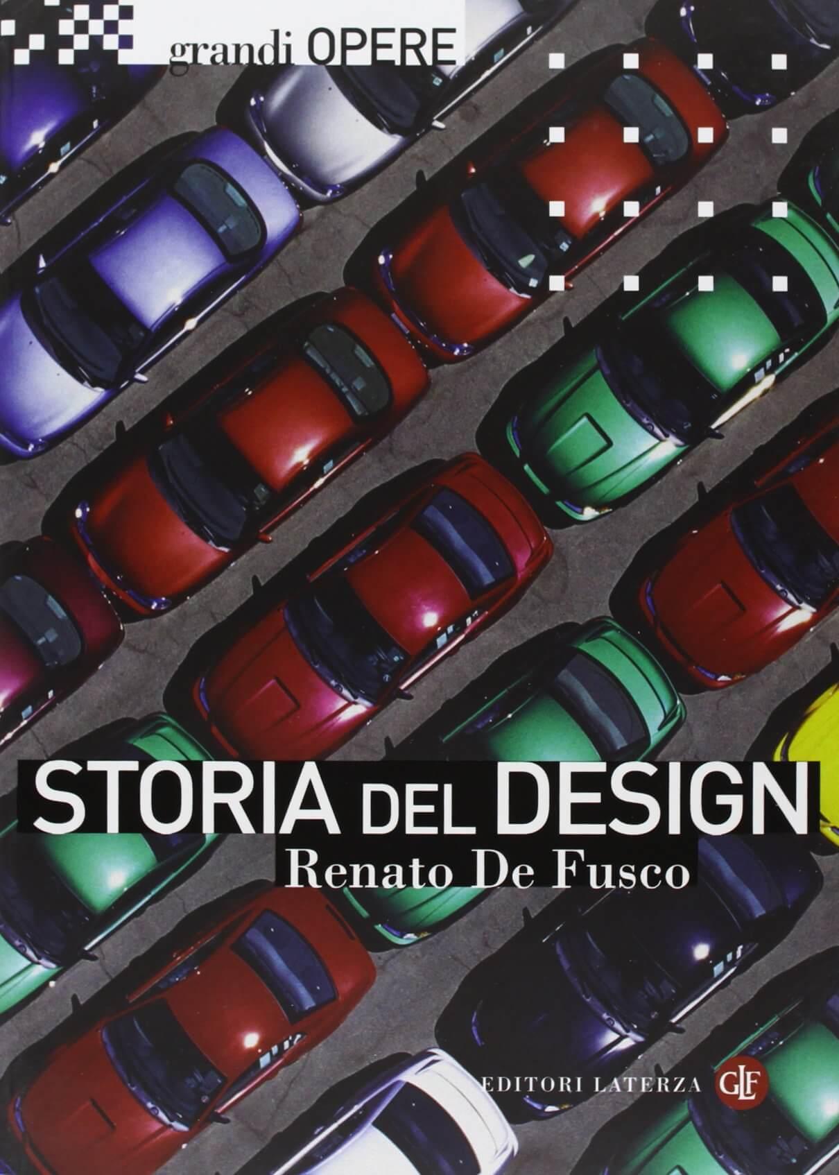 Storia del design di De Fusco