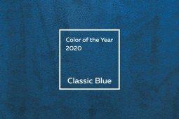 Il colore Pantone 2020 è il Classic Blue