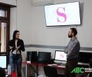 Carmelina Gioffrè e Riccardo Ippolito raccontano agli allievi di Abc Formazione il lavoro di Art Director