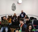 Gli allievi del Master in Grafica e Web Design al Workshop di Art Director